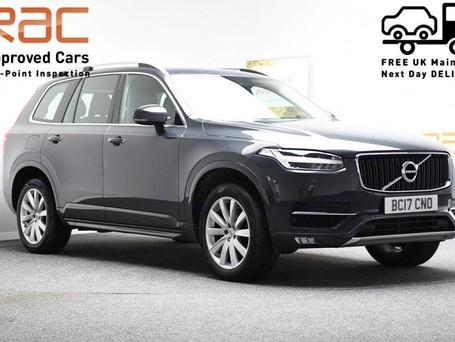 Volvo XC90 *7 SEATER*2.0 D5 POWERPULSE MOMENTUM PRO AWD 5d 231 BHP ***Satnav - DAB Rad