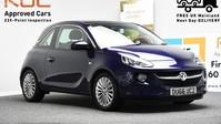 Vauxhall Adam *PANORAMIC ROOF* 1.4 GLAM 3d 85 BHP ***PANORAMIC ROOF *** 1