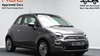 Fiat 500 1.2 LOUNGE 3d 69 BHP 0 PREVIOUS OWNER 1