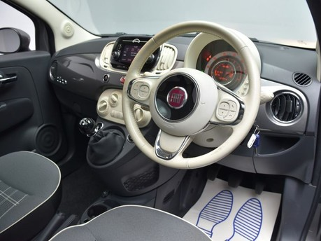 Fiat 500 1.2 LOUNGE 3d 69 BHP 0 PREVIOUS OWNER 2