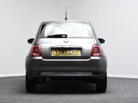 Fiat 500 1.2 LOUNGE 3d 69 BHP 0 PREVIOUS OWNER 5
