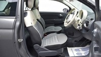 Fiat 500 1.2 LOUNGE 3d 69 BHP 0 PREVIOUS OWNER 8