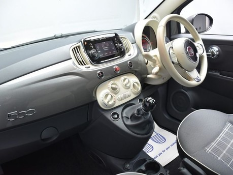 Fiat 500 1.2 LOUNGE 3d 69 BHP 0 PREVIOUS OWNER 14