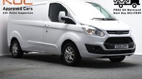 Ford Transit Custom 2.2 290 LIMITED LR P/V 153 BHP Ply Lined - Parking Sensors 1
