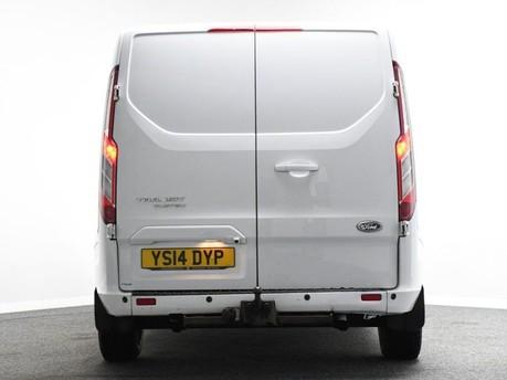 Ford Transit Custom 2.2 290 LIMITED LR P/V 153 BHP Ply Lined - Parking Sensors 4