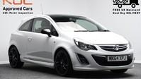 Vauxhall Corsa 1.2 LIMITED EDITION CDTI ECOFLEX 3d 73 BHP Cruise Control - Black Alloys 1