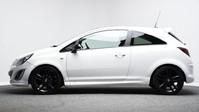 Vauxhall Corsa 1.2 LIMITED EDITION CDTI ECOFLEX 3d 73 BHP Cruise Control - Black Alloys 7