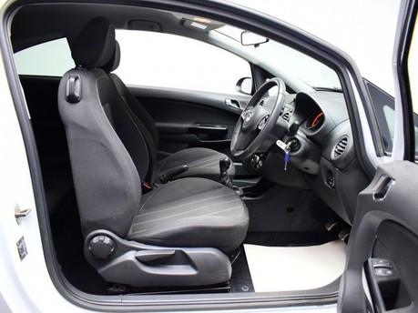 Vauxhall Corsa 1.2 LIMITED EDITION CDTI ECOFLEX 3d 73 BHP Cruise Control - Black Alloys 8