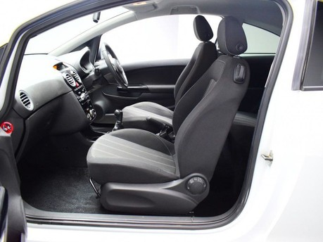 Vauxhall Corsa 1.2 LIMITED EDITION CDTI ECOFLEX 3d 73 BHP Cruise Control - Black Alloys 11