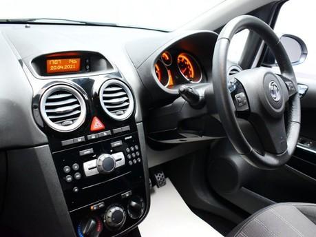 Vauxhall Corsa 1.2 LIMITED EDITION CDTI ECOFLEX 3d 73 BHP Cruise Control - Black Alloys 12