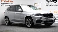 BMW X5 3.0 XDRIVE40D M SPORT 5d 309 BHP ** PANORAMIC SUNROOF ** ****PANORAMIC SUNR 1