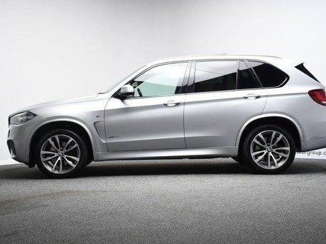 BMW X5 3.0 XDRIVE40D M SPORT 5d 309 BHP ** PANORAMIC SUNROOF ** ****PANORAMIC SUNR 7