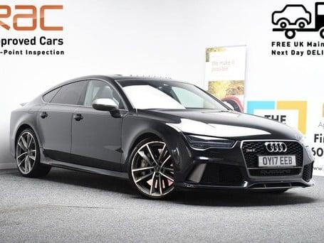 Audi RS7 ***SUNROOF*** 4.0 RS7 PLUS SPORTBACK TFSI QUATTRO 5d 597 BHP *** SUNROOF -