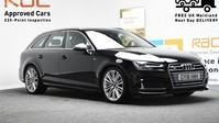 Audi A4 3.0 S4 TFSI QUATTRO AVANT 5d 349 BHP MASSAGE SEATS - HIGH BEAM ASSIST 1