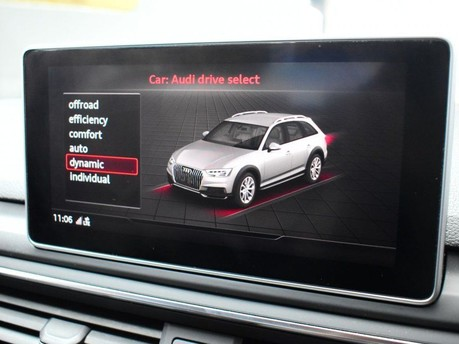 Audi A4 Allroad VIRTUAL COCKPIT-2.0 ALLROAD TDI QUATTRO 5d 188 BHP **VIRTUAL COCKPIT** 3