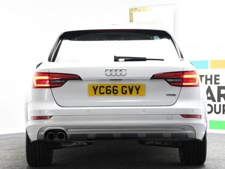 Audi A4 Allroad VIRTUAL COCKPIT-2.0 ALLROAD TDI QUATTRO 5d 188 BHP **VIRTUAL COCKPIT** 5