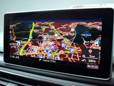 Audi A4 Allroad VIRTUAL COCKPIT-2.0 ALLROAD TDI QUATTRO 5d 188 BHP **VIRTUAL COCKPIT** 12