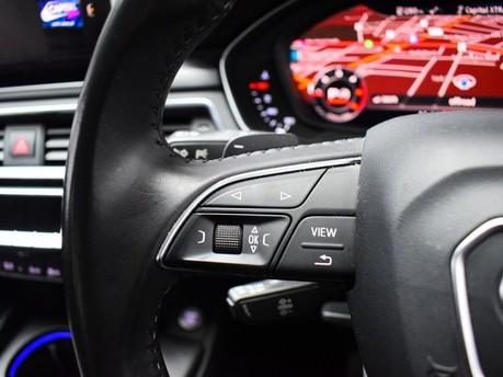 Audi A4 Allroad VIRTUAL COCKPIT-2.0 ALLROAD TDI QUATTRO 5d 188 BHP **VIRTUAL COCKPIT** 14