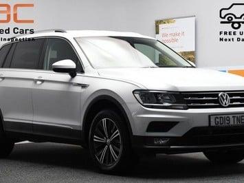 Volkswagen Tiguan Allspace 1.5 SE NAVIGATION TDI 5d 148 BHP ADAPTIVE CRUISE CONTROL- LANE ASSIS