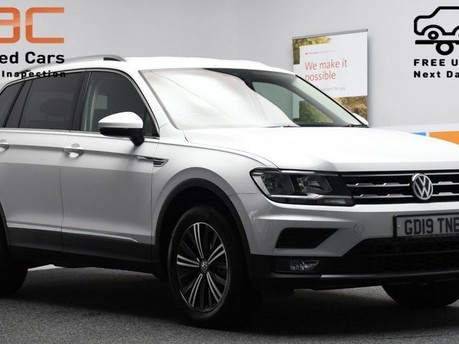 Volkswagen Tiguan Allspace 1.5 SE NAVIGATION TDI 5d 148 BHP ADAPTIVE CRUISE CONTROL- LANE ASSIS 1