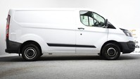 Ford Transit Custom 2.2 270 LR P/V 99 BHP Rear Bulkhead - Ply Lined 5