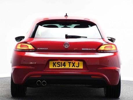 Volkswagen Scirocco 2.0 TDi BlueMotion Tech R-Line 3dr Satnav - Bluetooth - Air Con 5