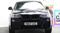 BMW X4 2.0 XDRIVE20D M SPORT 4d 188 BHP ***SAT NAV-DAB-BLUETOOTH*** 4