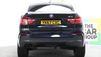 BMW X4 2.0 XDRIVE20D M SPORT 4d 188 BHP ***SAT NAV-DAB-BLUETOOTH*** 5