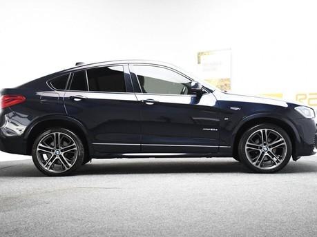 BMW X4 2.0 XDRIVE20D M SPORT 4d 188 BHP ***SAT NAV-DAB-BLUETOOTH*** 6
