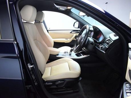 BMW X4 2.0 XDRIVE20D M SPORT 4d 188 BHP ***SAT NAV-DAB-BLUETOOTH*** 8