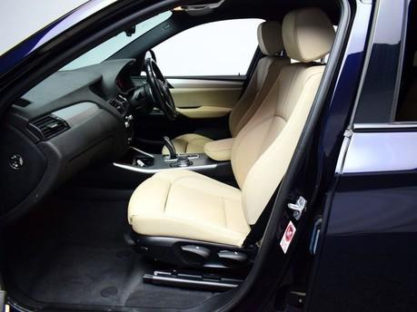 BMW X4 2.0 XDRIVE20D M SPORT 4d 188 BHP ***SAT NAV-DAB-BLUETOOTH*** 10
