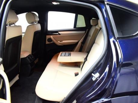 BMW X4 2.0 XDRIVE20D M SPORT 4d 188 BHP ***SAT NAV-DAB-BLUETOOTH*** 11
