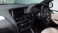 BMW X4 2.0 XDRIVE20D M SPORT 4d 188 BHP ***SAT NAV-DAB-BLUETOOTH*** 12