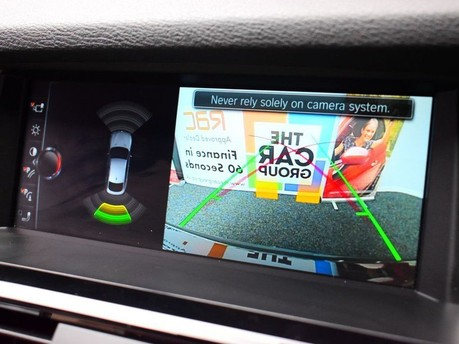BMW X4 2.0 XDRIVE20D M SPORT 4d 188 BHP ***SAT NAV-DAB-BLUETOOTH*** 15
