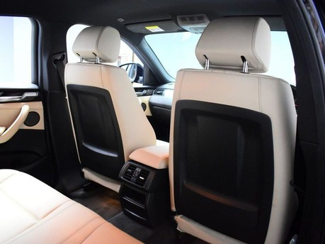 BMW X4 2.0 XDRIVE20D M SPORT 4d 188 BHP ***SAT NAV-DAB-BLUETOOTH*** 21