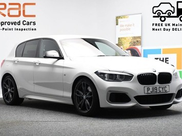 BMW 1 Series 3.0 M140I SHADOW EDITION 5d 335 BHP Harman Kardon Sound - Privacy Glass