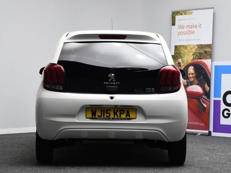 Peugeot 108 1.2 ALLURE 5d 82 BHP 2