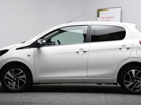 Peugeot 108 1.2 ALLURE 5d 82 BHP 4