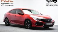 Honda Civic 1.5 VTEC SPORT LANE ASSIST 5d 180 BHP Satnav - DAB Radio - Bluetooth 1