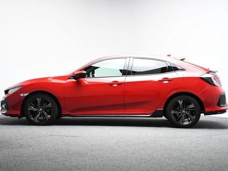 Honda Civic 1.5 VTEC SPORT LANE ASSIST 5d 180 BHP Satnav - DAB Radio - Bluetooth 7