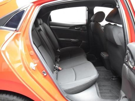 Honda Civic 1.5 VTEC SPORT LANE ASSIST 5d 180 BHP Satnav - DAB Radio - Bluetooth 9