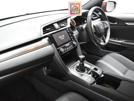 Honda Civic 1.5 VTEC SPORT LANE ASSIST 5d 180 BHP Satnav - DAB Radio - Bluetooth 12