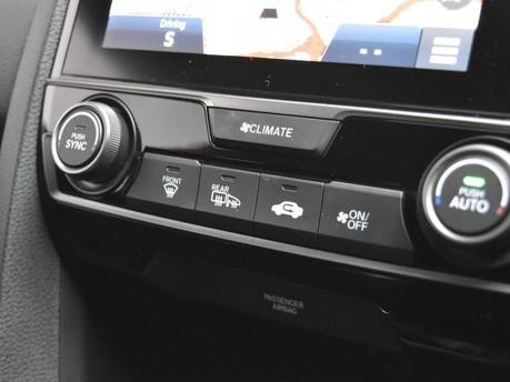 Honda Civic 1.5 VTEC SPORT LANE ASSIST 5d 180 BHP Satnav - DAB Radio - Bluetooth 15