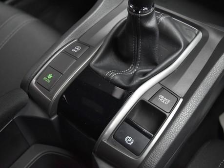 Honda Civic 1.5 VTEC SPORT LANE ASSIST 5d 180 BHP Satnav - DAB Radio - Bluetooth 16