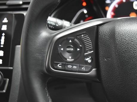 Honda Civic 1.5 VTEC SPORT LANE ASSIST 5d 180 BHP Satnav - DAB Radio - Bluetooth 17