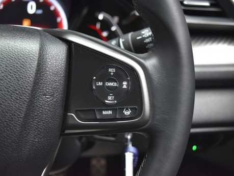 Honda Civic 1.5 VTEC SPORT LANE ASSIST 5d 180 BHP Satnav - DAB Radio - Bluetooth 18