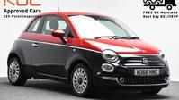 Fiat 500 0.9 TWINAIR LOUNGE 3d 105 BHP DAB Radio - Touchscreen Multimedia 1