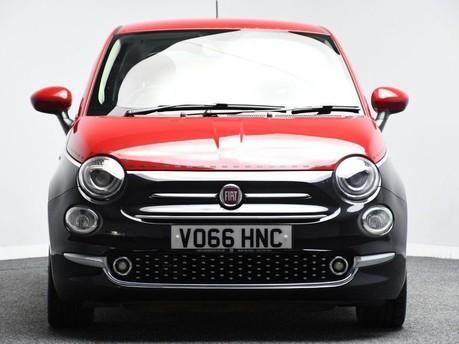 Fiat 500 0.9 TWINAIR LOUNGE 3d 105 BHP DAB Radio - Touchscreen Multimedia 4