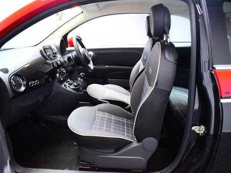 Fiat 500 0.9 TWINAIR LOUNGE 3d 105 BHP DAB Radio - Touchscreen Multimedia 11