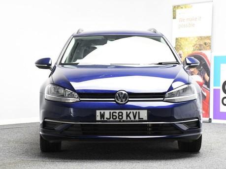 Volkswagen Golf 2.0 SE NAVIGATION TDI BLUEMOTION TECHNOLOGY DSG 5d 148 BHP ***SAT NAV-DAB-B 4